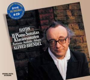 Haydn - Piano Sonatas Product Image