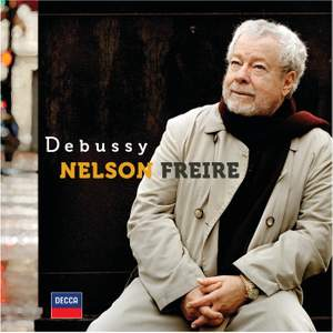 Nelson Freire plays Debussy