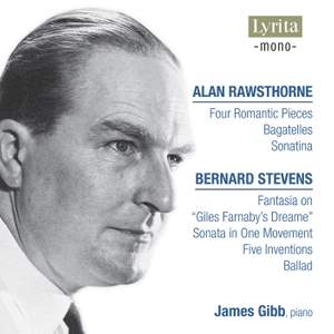 James Gibb plays Rawsthorne & Stevens Product Image