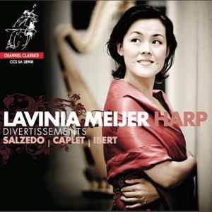 Lavinia Meijer plays Salzedo, Caplet & Ibert