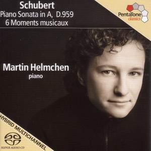 Schubert - Piano Sonata & Moments Musicaux