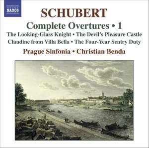 Schubert - Complete Overtures Volume 1