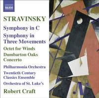 Stravinsky - Symphony in C