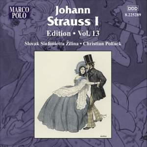Johann Strauss I Edition, Volume 13