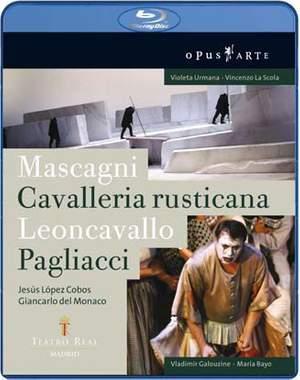 Jesús López Cobos conducts Mascagni & Leoncavallo