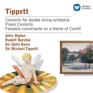 Tippett - Orchestra Works