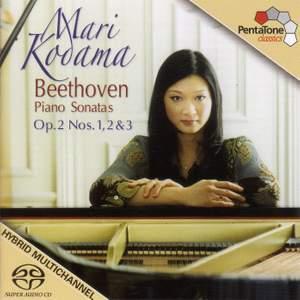 Beethoven: Piano Sonatas Nos. 1-3
