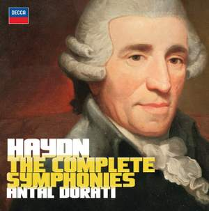 Haydn: Symphonies Nos. 1 - 104 Product Image