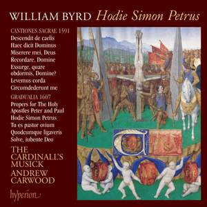 Byrd Edition Volume 11 - Hodie Simon Petrus
