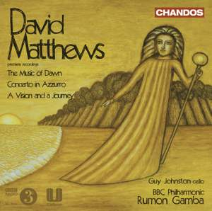 David Matthews - Orchestral Works Product Image