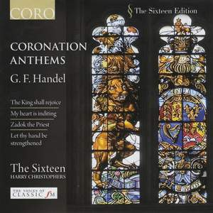 Handel - Coronation Anthems