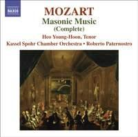 Mozart - The Complete Masonic Music