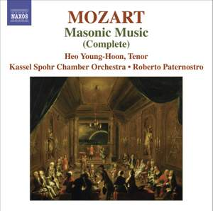 Mozart - The Complete Masonic Music Product Image