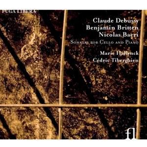 Debussy, Britten & Bacri - Cello Sonatas