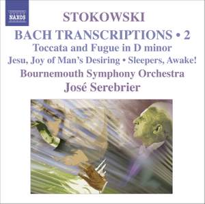 Stokowski - Bach Transcriptions Volume 2 Product Image