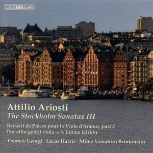 Ariosti - The Stockholm Sonatas III