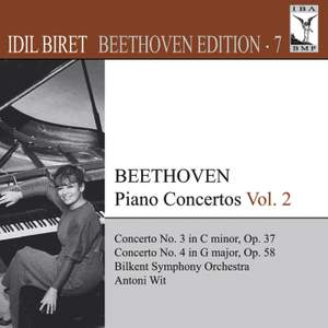 Idil Biret Beethoven Edition - Volume 7