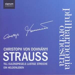 Strauss - Til Eulenspiegels & Ein Heldenleben Product Image
