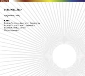 Nørgård - Symphonies Nos. 3 & 7