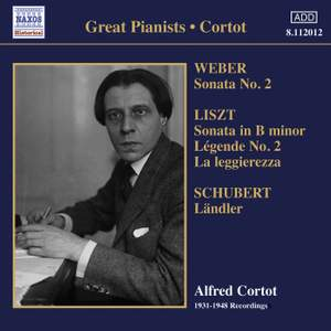 Alfred Cortot - HMV Recordings 1931-1948