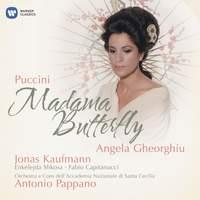 Madama Butterfly - CD Choice