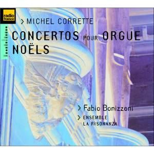 Michel Corrette: Organ Concertos & Noëls