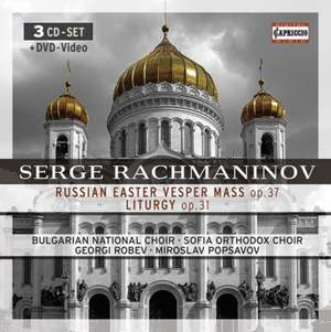 Rachmaninov - Russian Easter Vesper Mass and Liturgy