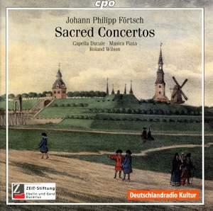 Johann Philipp Förtsch - Dialogs, Psalms & Sacred Concertos