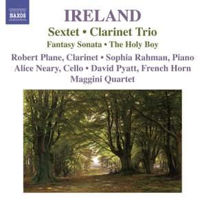 Ireland - Sextet & Clarinet Trio
