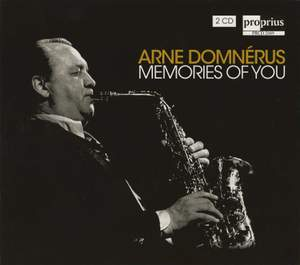 Arne Domnèrus - Memories of You