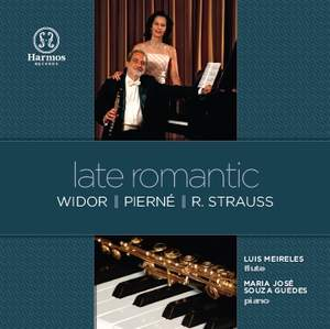 Late Romantic - works for flute and piano