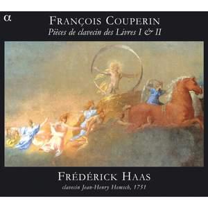 Couperin, F: Pièces de clavecin des Livres I & II