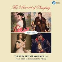 The Record of Singing – The Very Best of Volumes 1-4