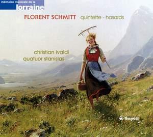 Schmitt - Piano Quintet & Hasards Product Image