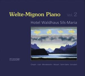Welte-Mignon Piano Volume 2 Product Image