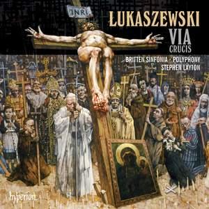 Łukaszewski, P: Via Crucis Product Image