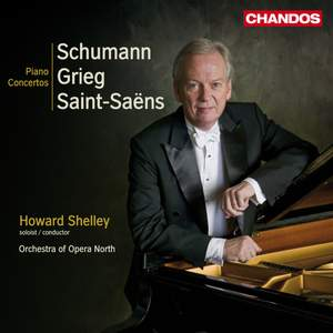 Grieg, Schumann & Saint-Saëns - Piano Concertos