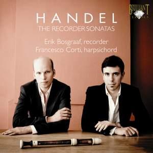 Handel - The Recorder Sonatas