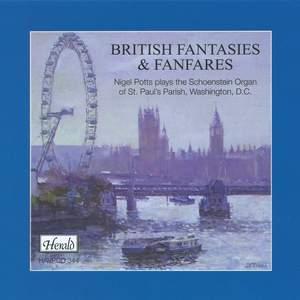 British Fantasies and Fanfares