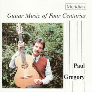 Guitar Music Of Four Centuries