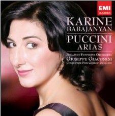 Karine Babajanyan – Puccini Arias