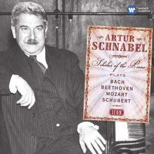 Artur Schnabel: Scholar of the Piano Product Image