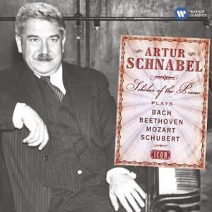 Artur Schnabel: Scholar of the Piano
