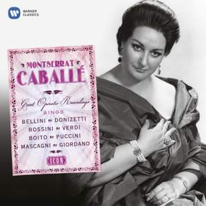 Montserrat Caballé: Great Operatic Recordings Product Image