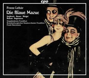 Lehár: Die Blaue Mazur