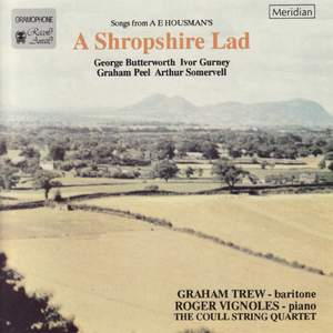 Songs from A E Housman's A Shropshire Lad