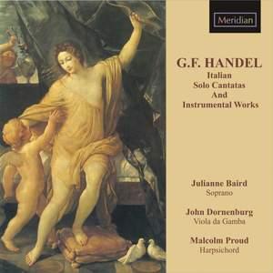 Handel: Italian Solo Cantatas & Instrumental Works