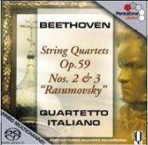 Beethoven - String Quartets Nos. 8 & 9
