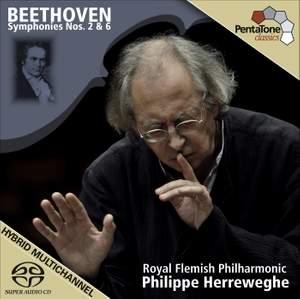 Beethoven - Symphonies Nos. 2 & 6