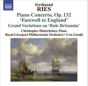 Ries - Piano Concertos Volume 3